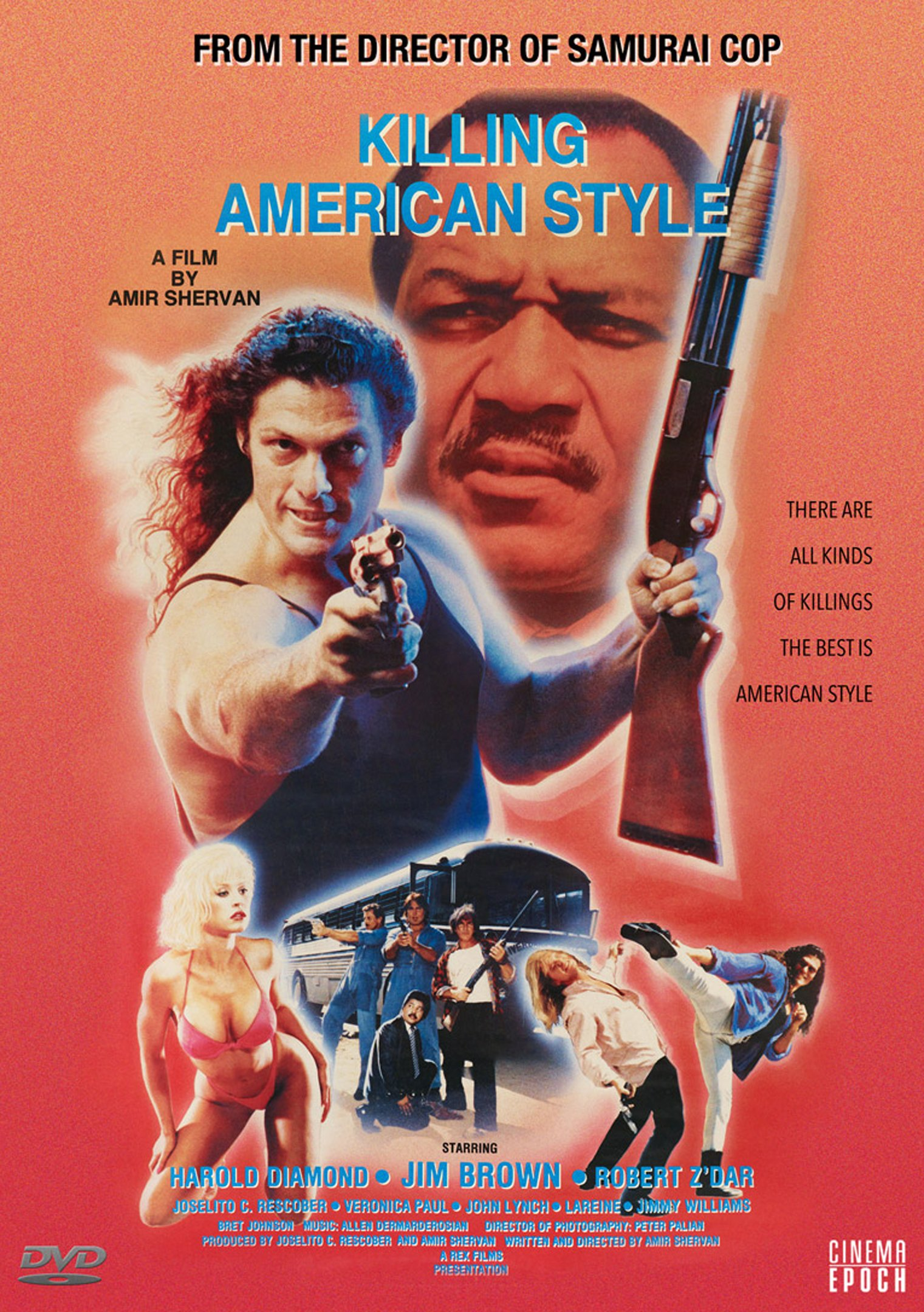 Killing American Style (Special Edition)