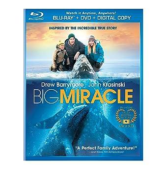 Big Miracle Blu Ray