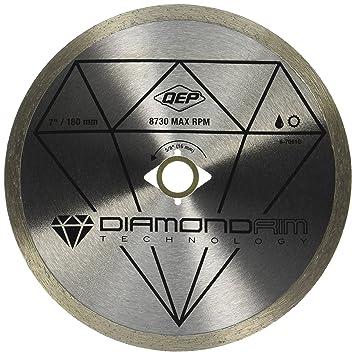 "Review Qep 6-7001cr 7"" Continuous Rim Diamond Tile Saw Blade"
