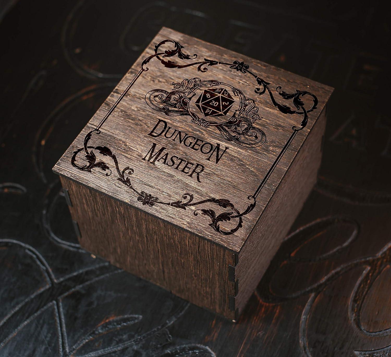 Dungeons /& Dragons Character Box Up Camiseta