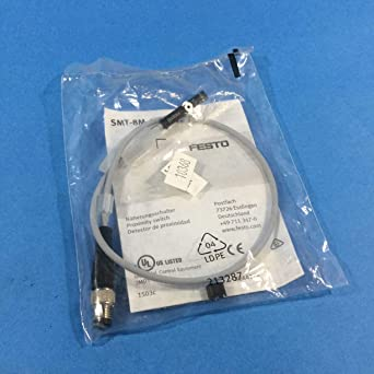 Festo SMT-8M-A-24V-E Proximity Sensor: Amazon.com: Industrial & Scientific