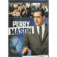 PERRY MASON: FIRST SEASON V.1 (5PC) / (FULL B&W) - PERRY MASON: FIRST SEASON V.1 (5PC) / (FULL B&W)