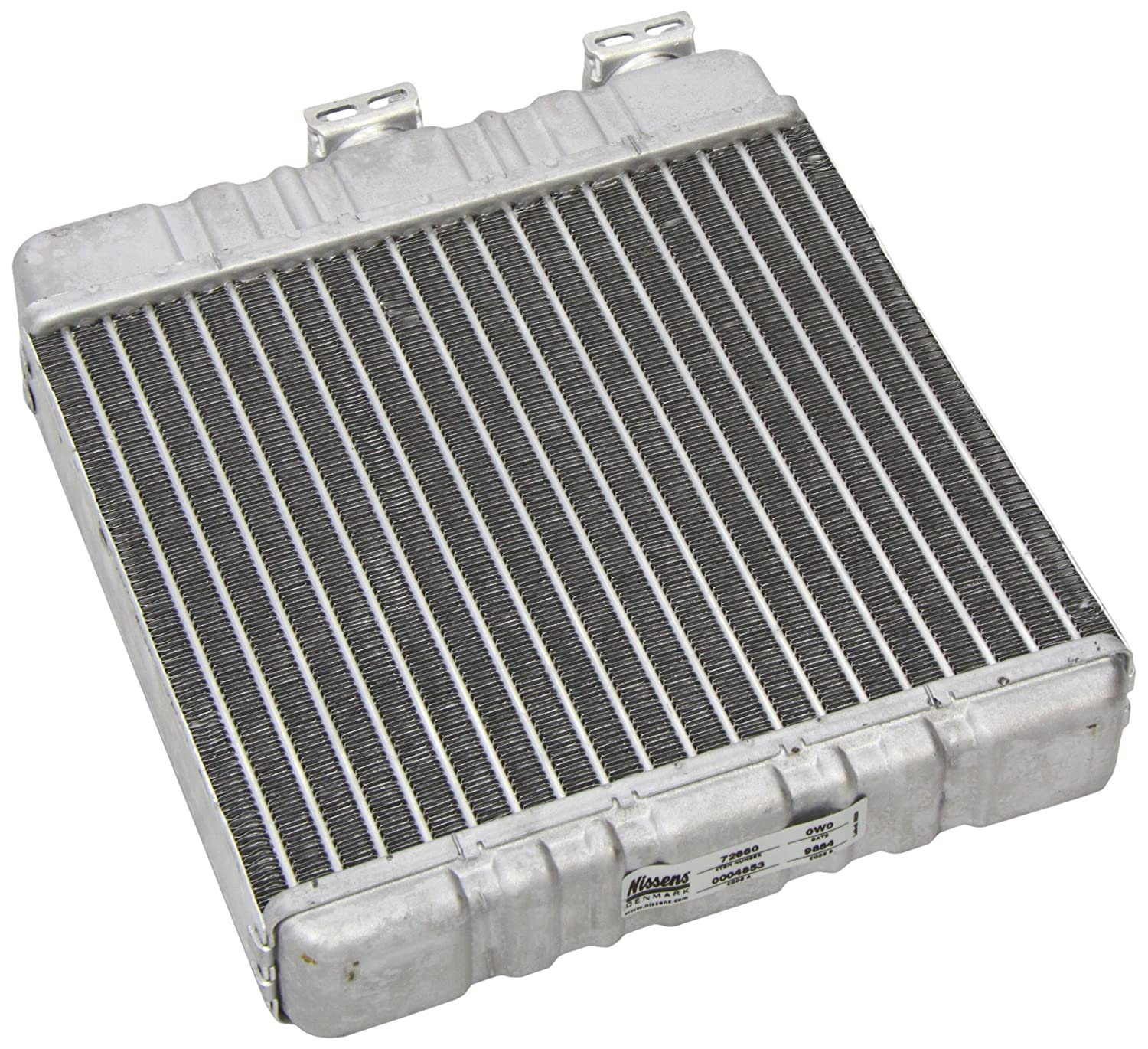 Nissens 72660 Heat Exchanger, interior heating AutoMotion Factors Limited
