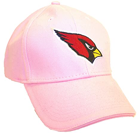 Image Unavailable. Image not available for. Color  Reebok NFL Officially  Licensed Embroidered Arizona Cardinals Womens Pink Hat 84e5f5132