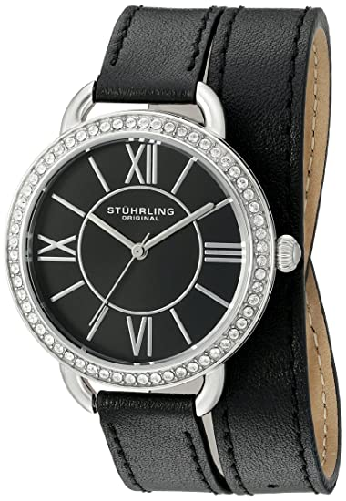 Stührling Original Reloj de Cuarzo Deauville Sport 587 37 mm: Amazon.es: Relojes