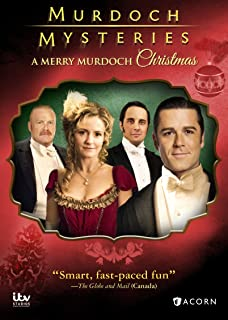 Book Cover: A Murdoch Mysteries Christmas