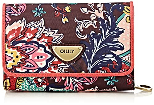 Oilily Oilily S Wallet - Monedero de material sintético ...