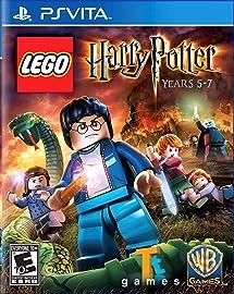 Amazon Com Lego Harry Potter Years 5 7 Playstation Vita Video