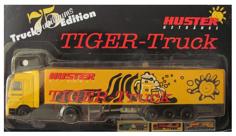 Huster Getränkemärkte Nr.01 - Tiger Truck - MB Actros - Sattelzug ...