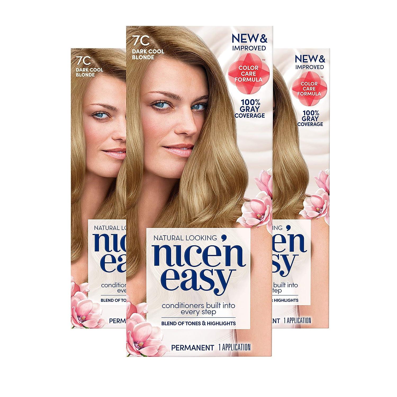 Amazon Clairol Nice N Easy Permanent Hair Color 7c Dark Cool