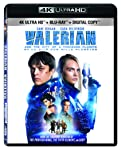 Valerian and the City of a Thousand Planets [4K Ultra HD + Blu-ray + Digital Copy] (Bilingual)