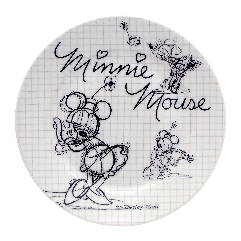 Disney Sketchbook Minnie Bowl, Set of 4 R Squared 4624031