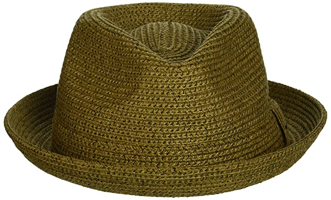 4a08d541cd5 Bailey of Hollywood Men's Billy Braided Fedora Trilby Hat at Amazon Men's  Clothing store: