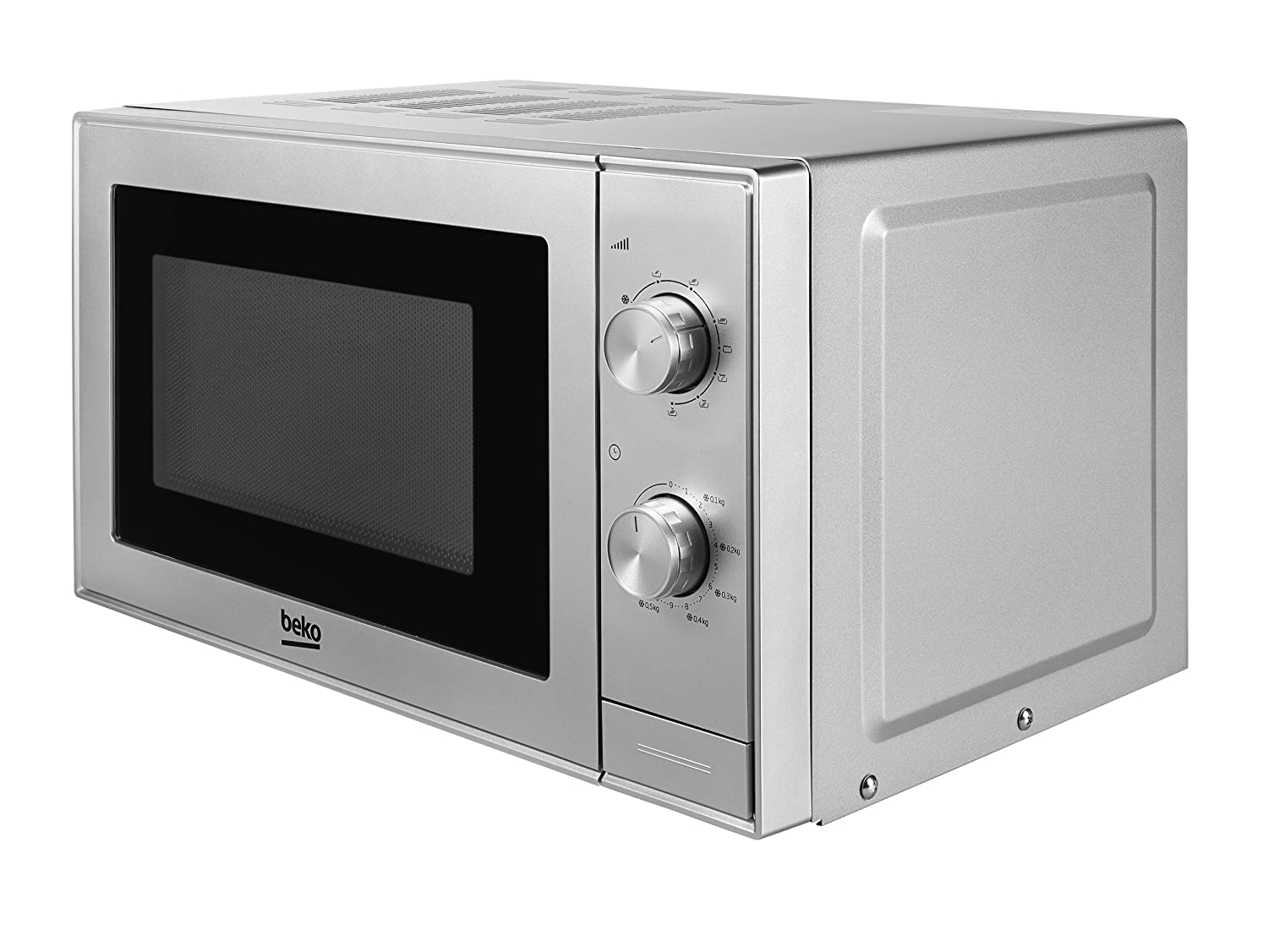 Beko MGC20100W Grill and Microwave, 20 Litre, 700 W, White [Energy Class A]