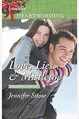 Love, Lies & Mistletoe: A Clean Romance (A Brookhollow Story Book 6) Kindle Edition
