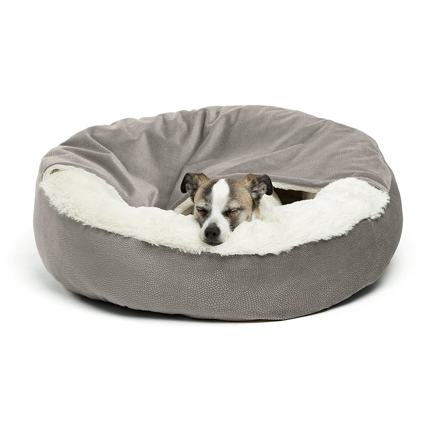 Best Blankets For Dogs Best Friends by Sheri Cozy Cuddler – Luxury Dog Bed with Blanket