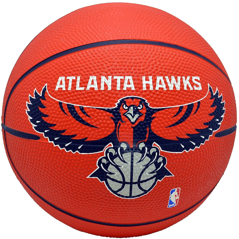 Amazon spalding nba atlanta hawks red mini basketball amazon spalding nba atlanta hawks red mini basketball sports outdoors buycottarizona