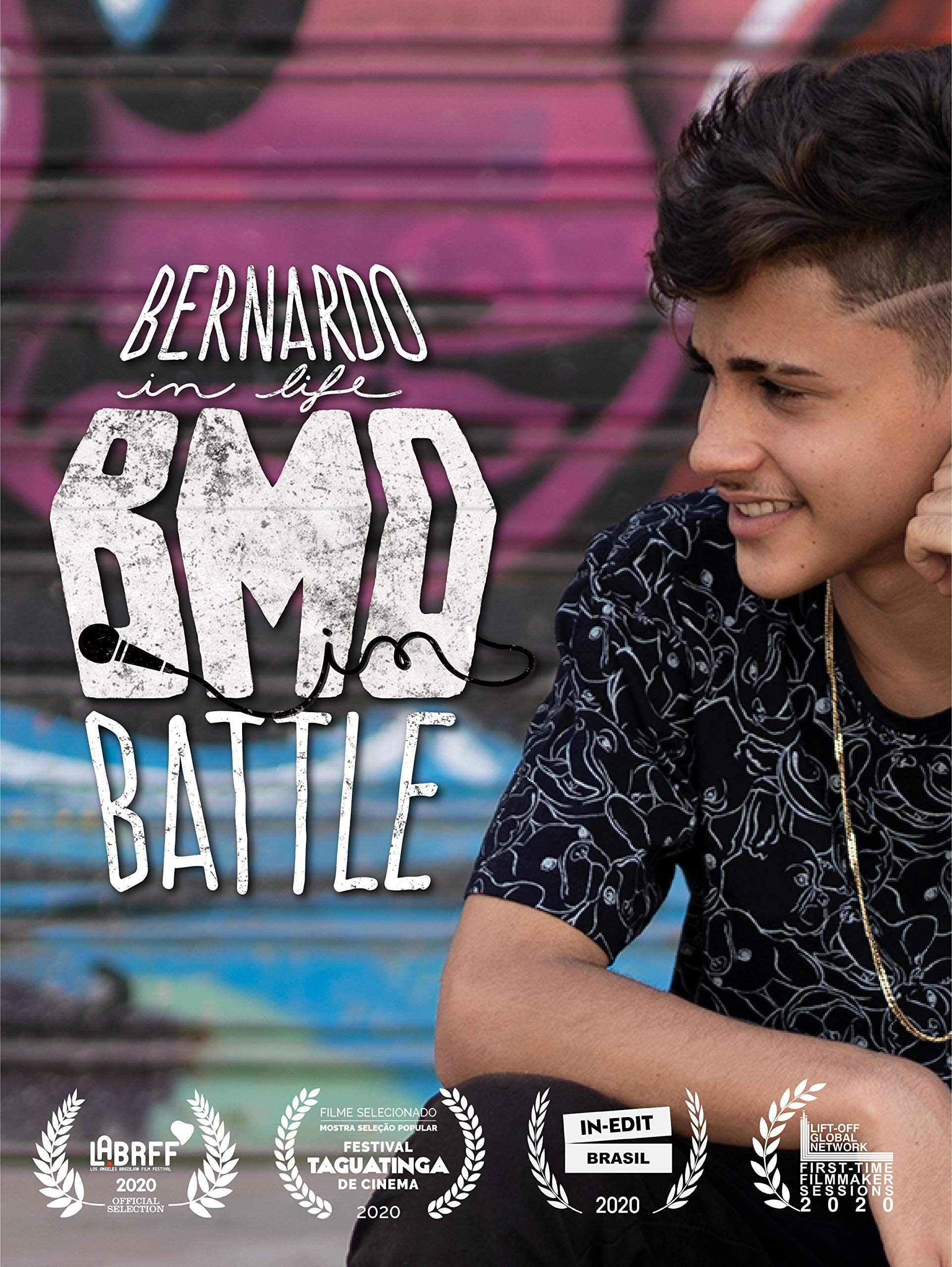 Bernardo in life, BMO in Battle