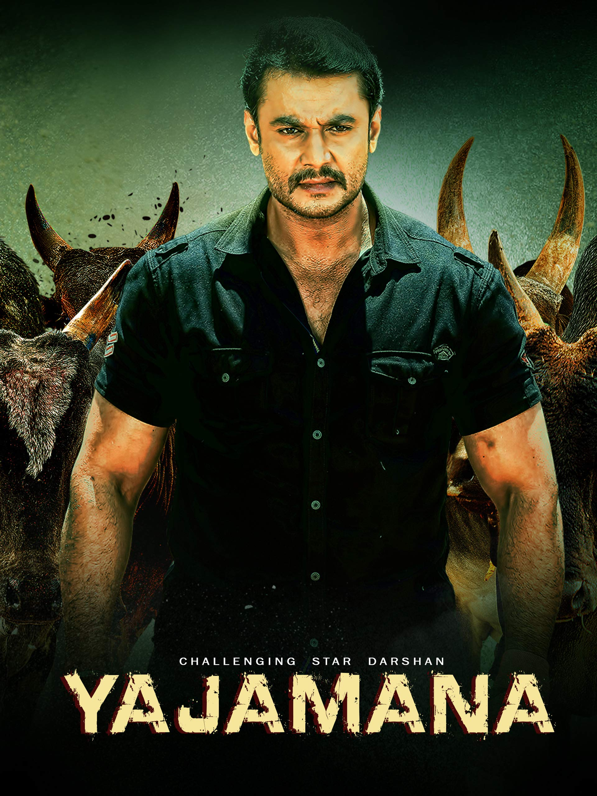 Watch Yajamana Prime Video