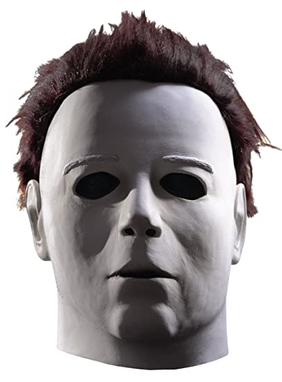 Halloween Máscara de látex Michael Myers: Amazon.es: Ropa y ...