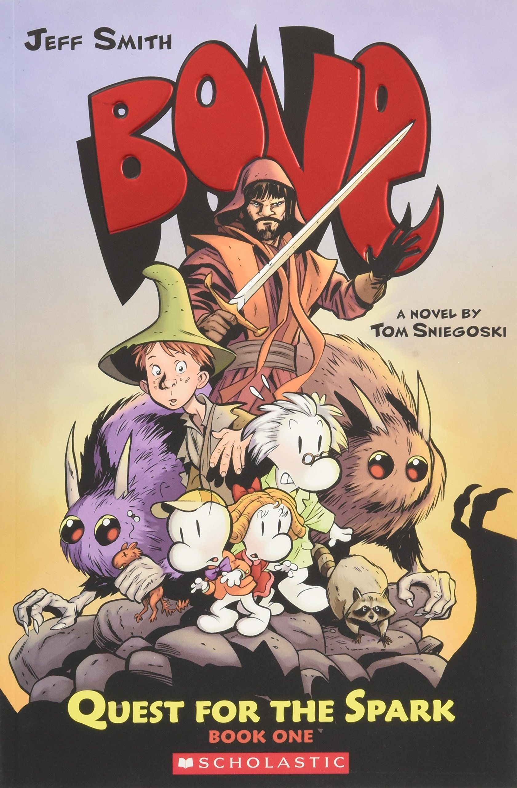 Quest for the Spark (Bone)
