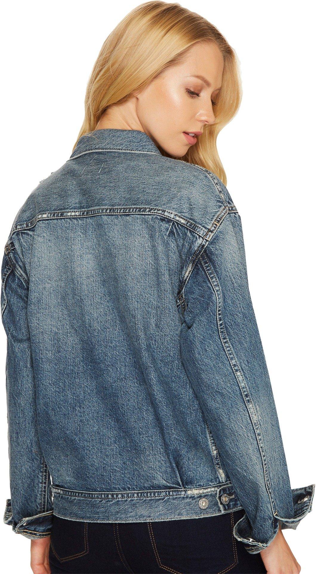 AG Adriano Goldschmied AG Women's Cassie Denim Jacket, 14 Years Nostalgia, Medium