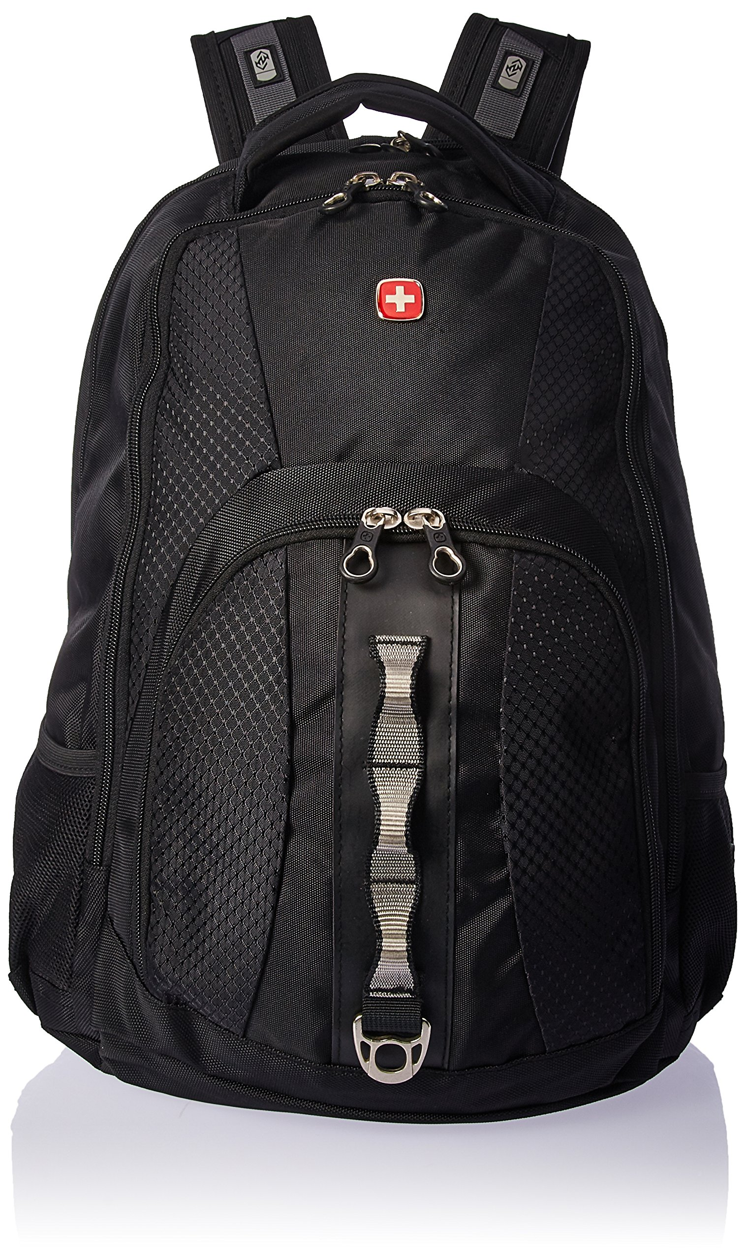SwissGear Scansmart Backpack, Black by Swiss Gear