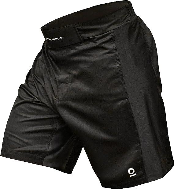Fuji Sports Mens Baseline MMA BJJ No Gi Competition Spats Compression Pants