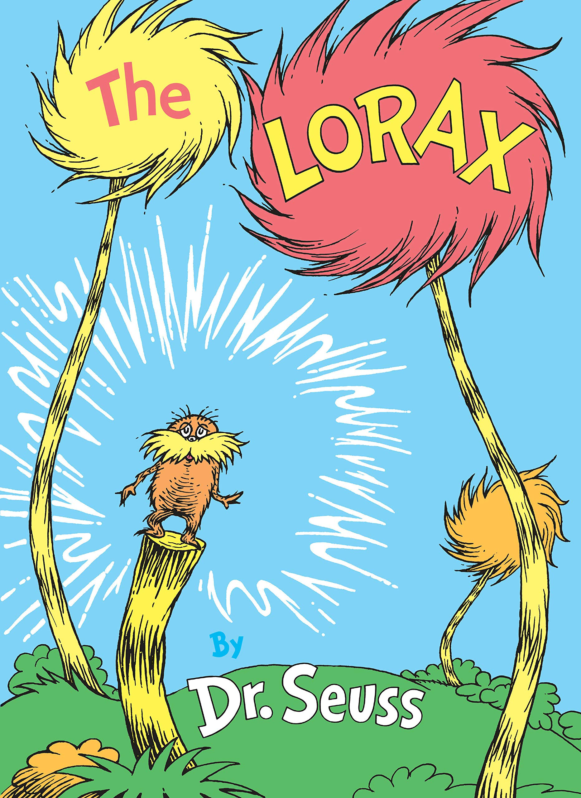 Amazon Com The Lorax Classic Seuss 9780394823379 Dr Seuss Books