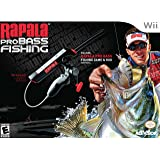 Rapala Pro Bass Fishing with Rod Peripheral - Nintendo Wii