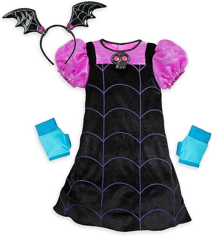 Disney Disfraz de Vampirina niños, Multicolor, 2: Amazon.es: Ropa ...