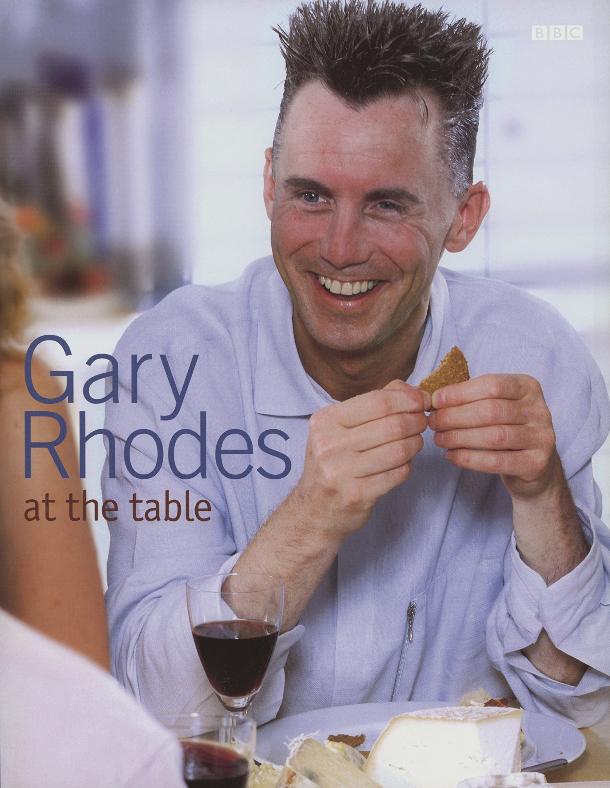 Gary Rhodes at the Table ebook