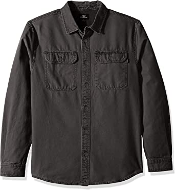 ONeill Mens Casual Long Sleeve Woven Button Down Shirt: Amazon.es: Ropa y accesorios