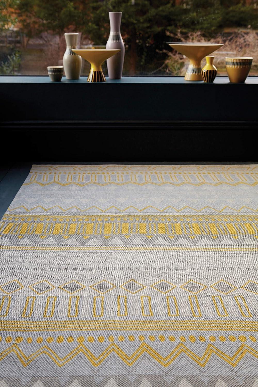 KADIMA DESIGN Moderner Designer Teppich Ouse Rug Rug Rug 160x230 cm ON06 Triangles schwarz Schwarz Weiss 100% Baumwolle B01FWN3BLE Teppiche 6d1c01