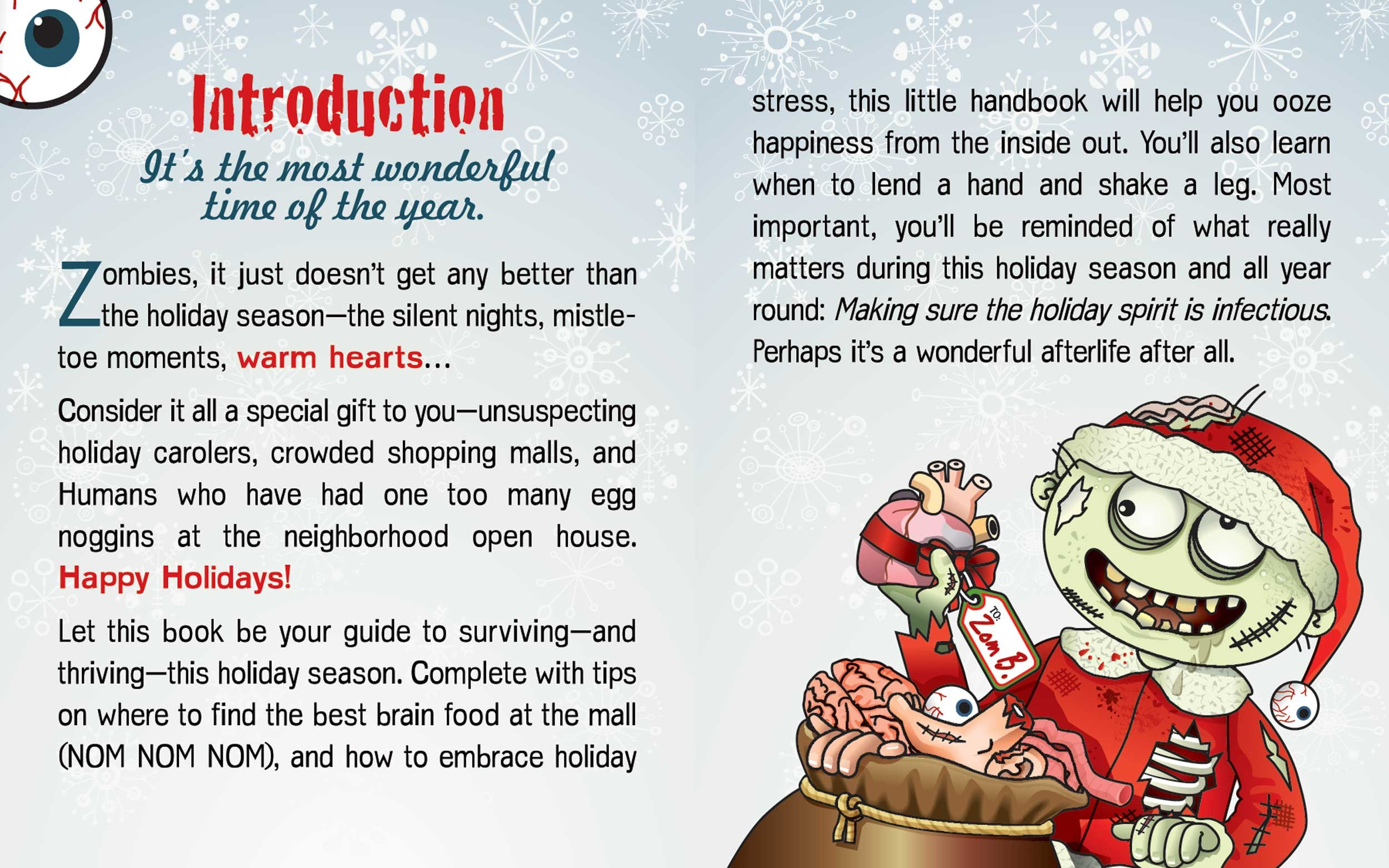 a zombies guide to the holidays it u0027s a wonderful afterlife
