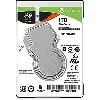 Seagate ST1000LX015 1TB - Disco duro Firecuda Gaming  SSHD SATA 6Gb/s 64MB de caché 2.5pulgadas disco duro interno (st1000lx015) 6,3cm