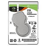 Seagate 1TB Firecuda Gaming SATA 6GB/s 64MB Cache 2.5-Inch Internal Hard Drive (ST1000LX015)