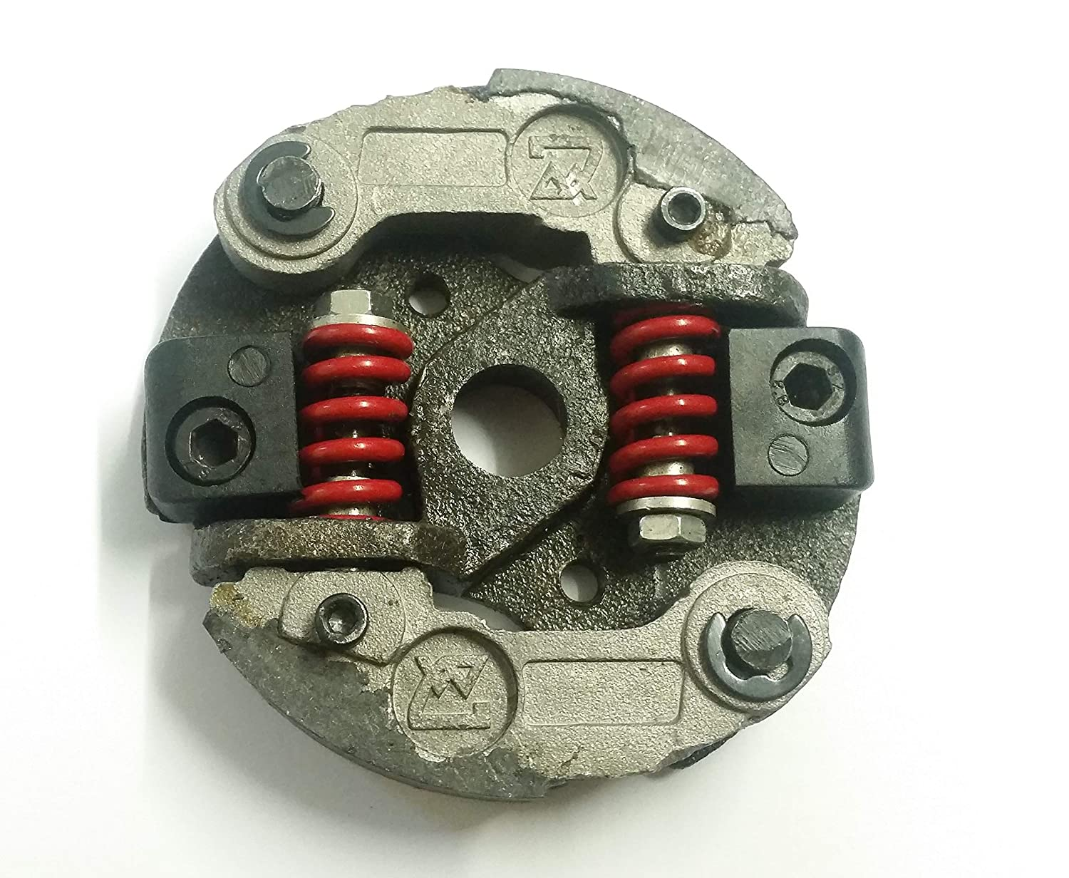 Orange Imports Ltd CL004 2 Spring Race Clutch for Air Cooled Moto//Mini Dirt