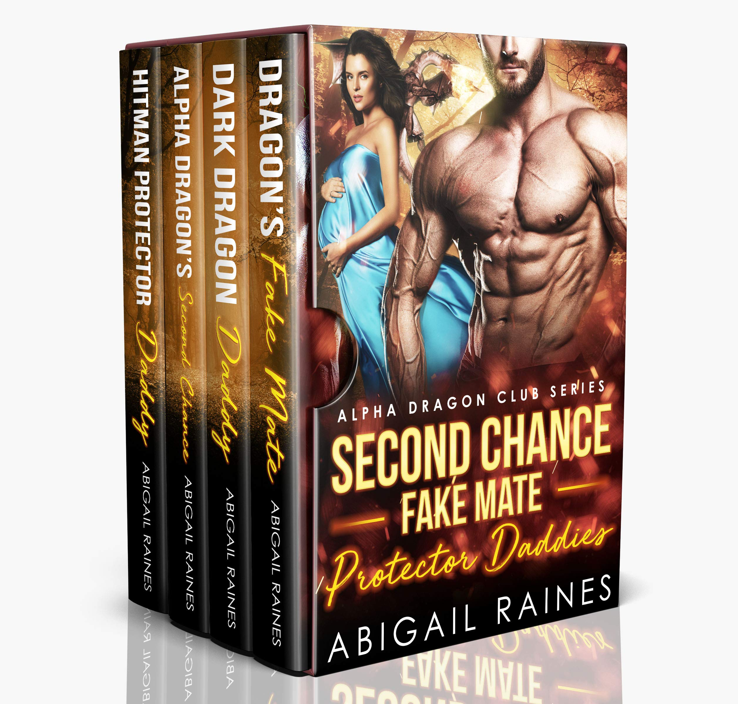 Second Chance Fake Mate Protector Daddies (Alpha Dragon Club) (English Edition)