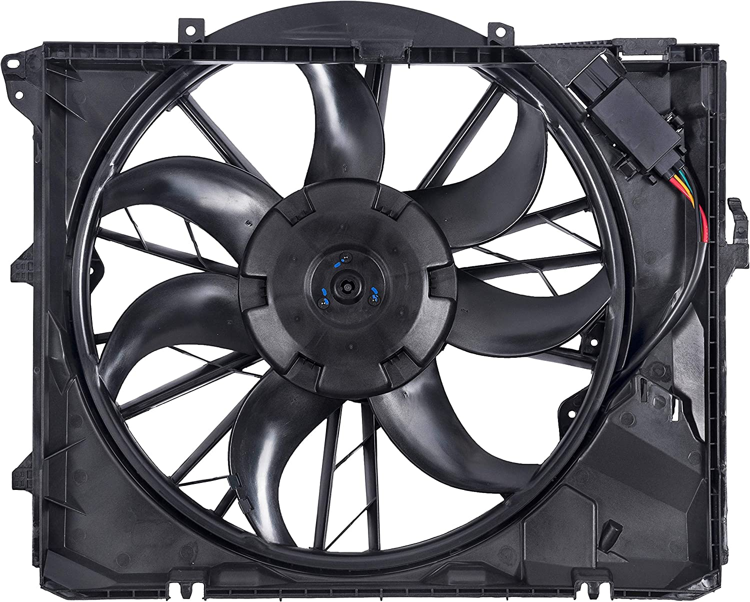 Spectra Premium Cf19024 Engine Cooling Fan Assembly