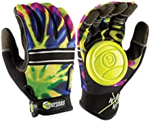 Sector 9 BHNC Slide Gloves S/M - Limeburst