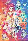 【Amazon.co.jp限定】アイカツフレンズ!Blu-ray BOX 6 (描き下ろしB2布ポスター[白百合かぐや]付)