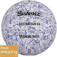 SHARNZ/SHARNI Layton Training Netball Size 5 Purple/White
