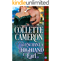To Enchant a Highland Earl (Heart of a Scot Book 5)