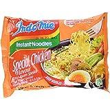 Indomie Instant Noodles Soup Special Chicken Flavor for 1 Case (30 Bags)
