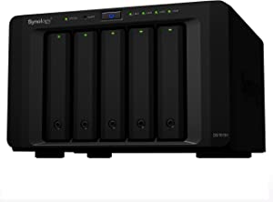 Synology 5 bay NAS DiskStation DS1515+ (Diskless)