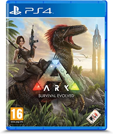 Ark: Survival Evolved - PlayStation 4 [Importación italiana ...