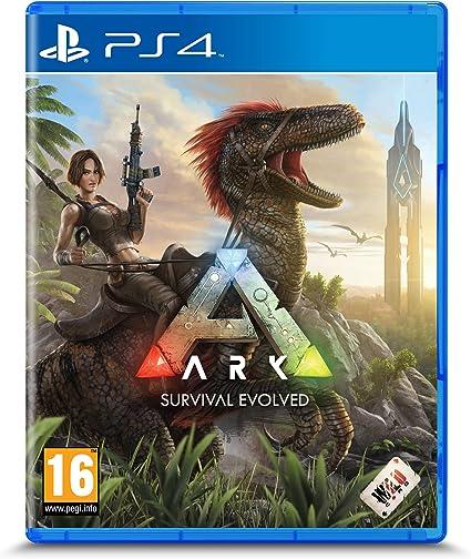 Ark: Survival Evolved - PlayStation 4 [Importación italiana ...