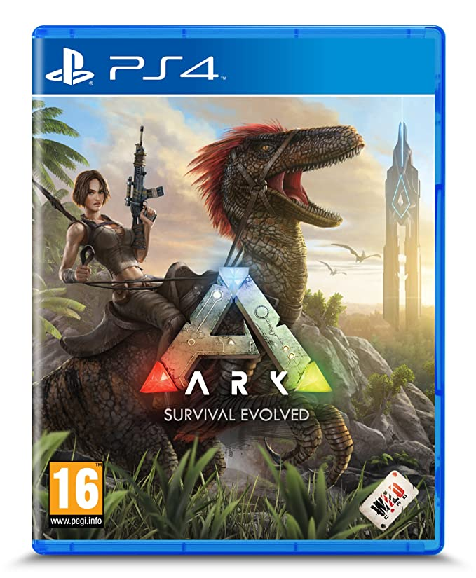 22 opinioni per Ark: Survival Evolved- PlayStation 4