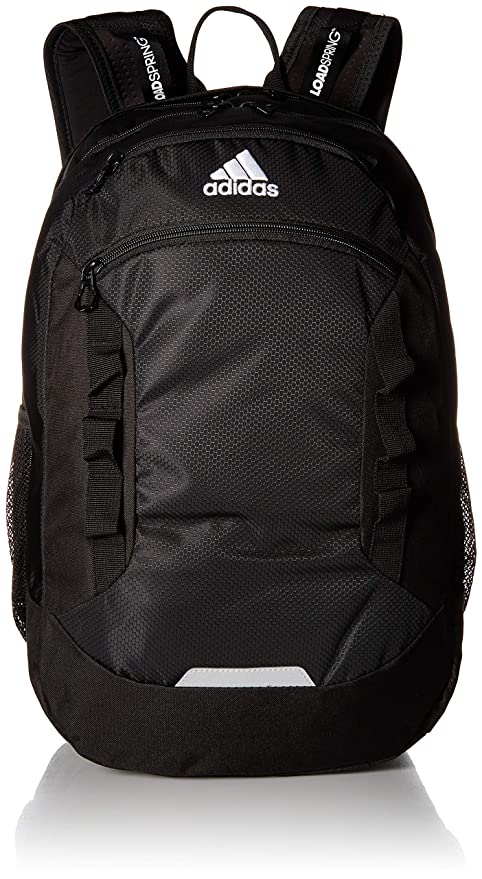 5873106c186 Amazon.com  adidas 975654 Excel III Backpack, Black, One Size ...